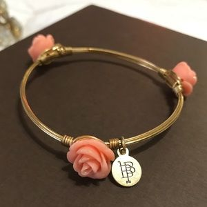Bourbon and Boweties rose bangle